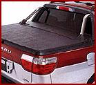 Subaru Baja Bed Cover Lock